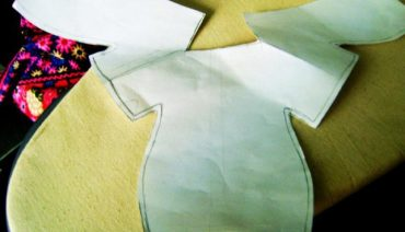 AMG DOLL Adèle sewing design3
