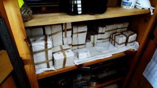 AMG DOLL-Plaster mold making (26)